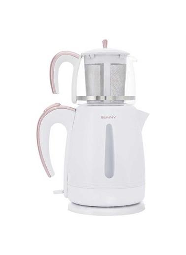 Sunny Sunny SN5CKM15 Harmoni Çay Makinesi Beyaz Renkli
